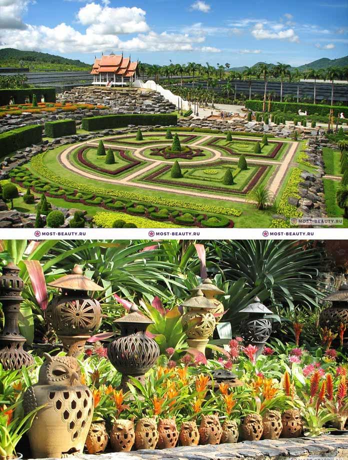 Самые красивые парки мира: Суан Нонг Нуч Сад. CC0