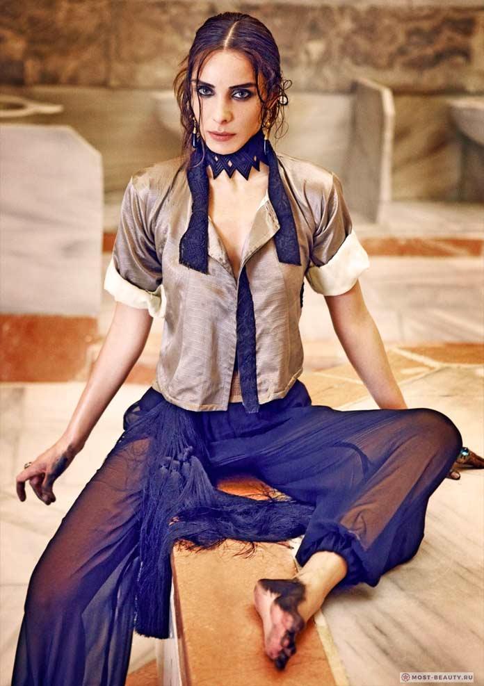 Самые красивые турецкие актрисы: Nur Aysan