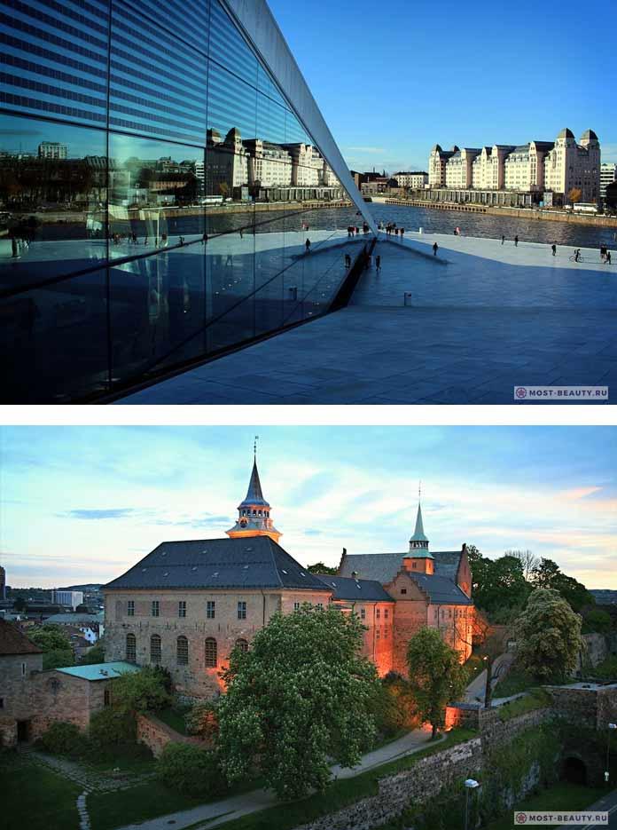 Самые красивые столицы: Осло. CC0