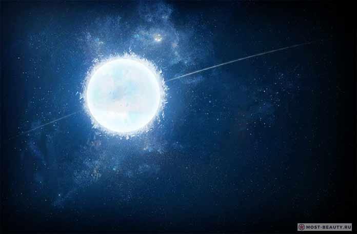 Необычные и красивые звезды: PSR J2222-0137