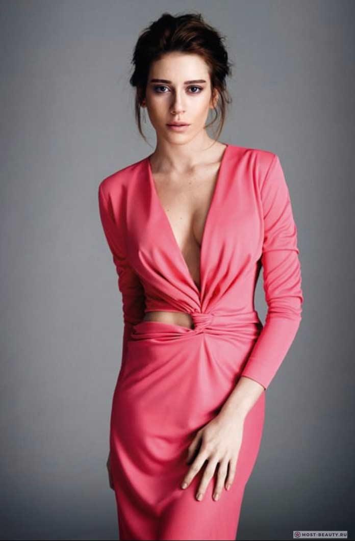 Самые красивые турецкие актрисы: Синем Кобал
