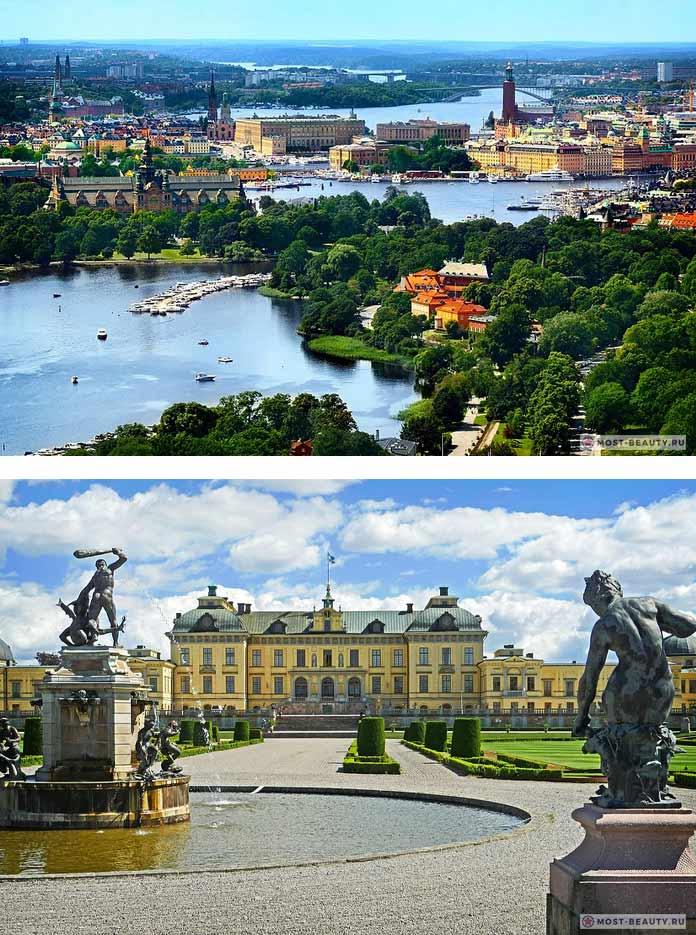 Самые красивые столицы: Стокгольм. CC0