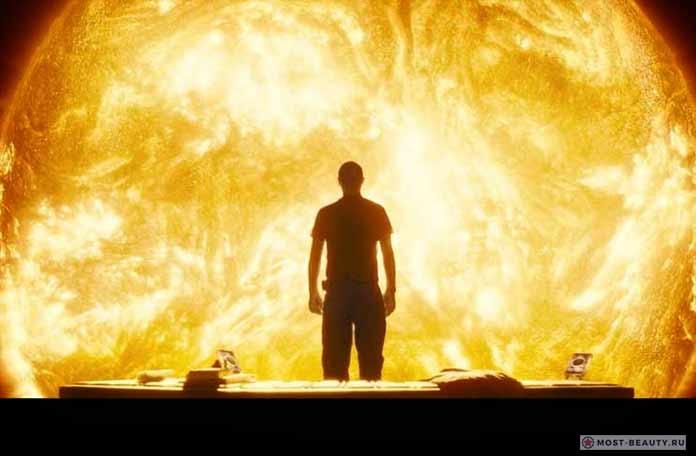 Необычные и красивые звезды: Солнце