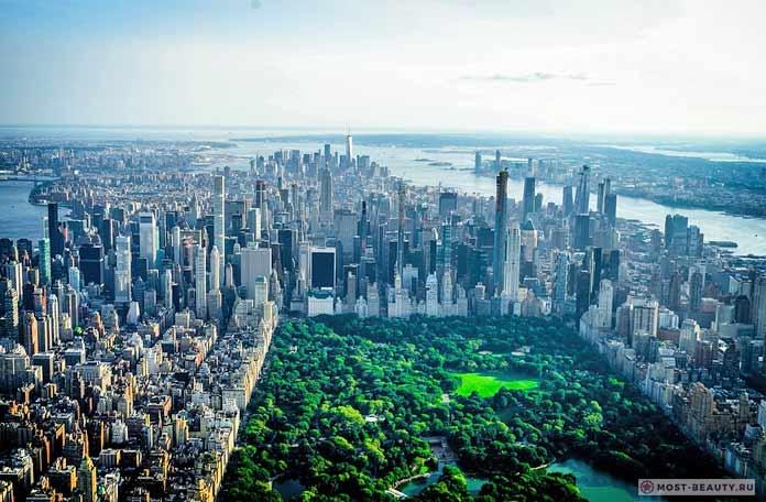 Самые красивые парки мира: Нью-Йоркский центральный парк. CC0