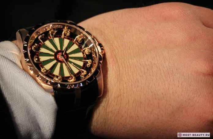Самые красивые часы: Table Ronde watch