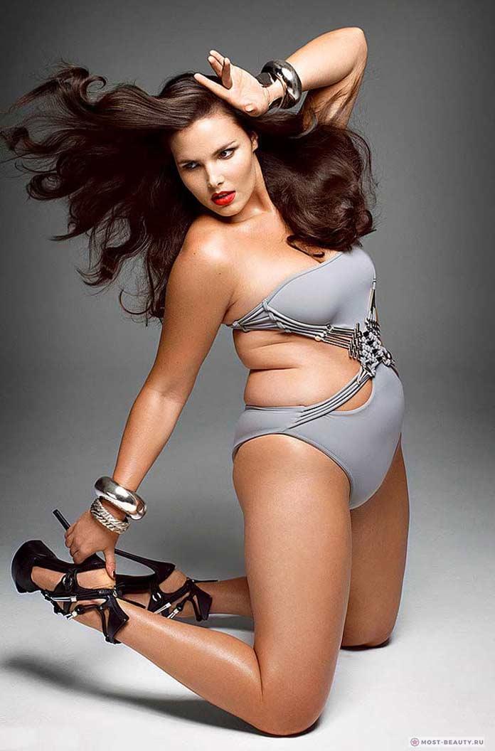 Невероятно красивые толстушки: Тара Линн