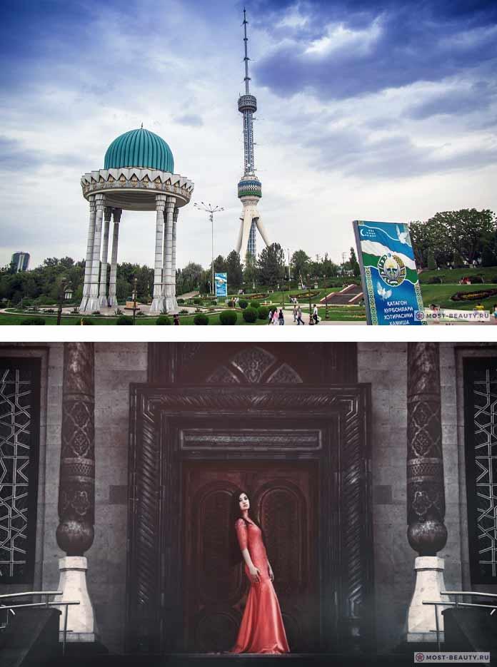 Самые красивые столицы: Ташкент. CC0