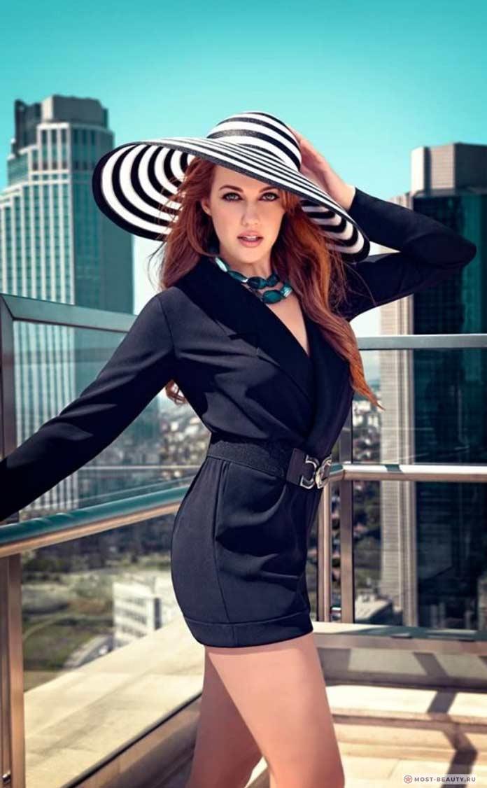 Обворожительно красивые турецкие актрисы