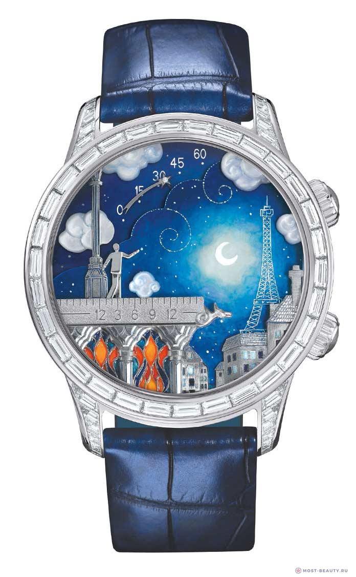 Самые красивые часы: VCARO30K00