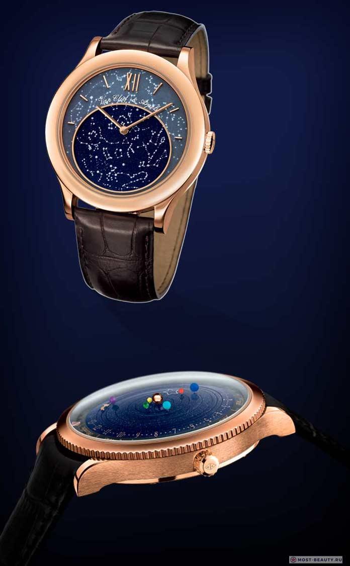 Самые красивые часы: VCARO4J000