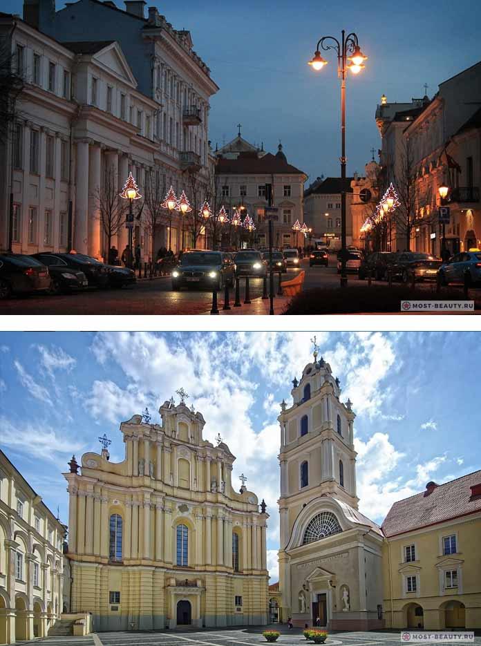 Самые красивые столицы: Вильнюс. CC0