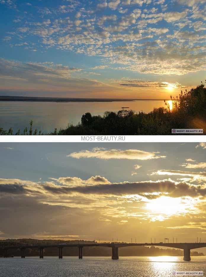 Самые красивые реки: Волга. CC0