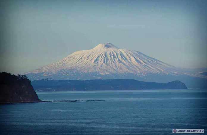 Красивые места России: Вулкан Тятя
