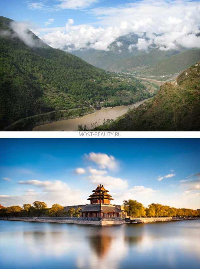 Самые красивые реки: Янцзы