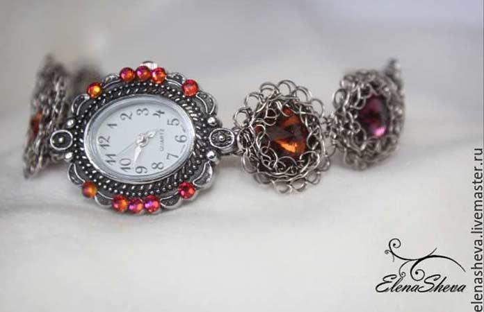 Самые красивые часы: от Елены Шишлянниковой