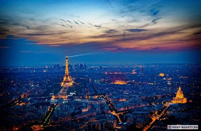 Самые красивые столицы: Париж. CC0