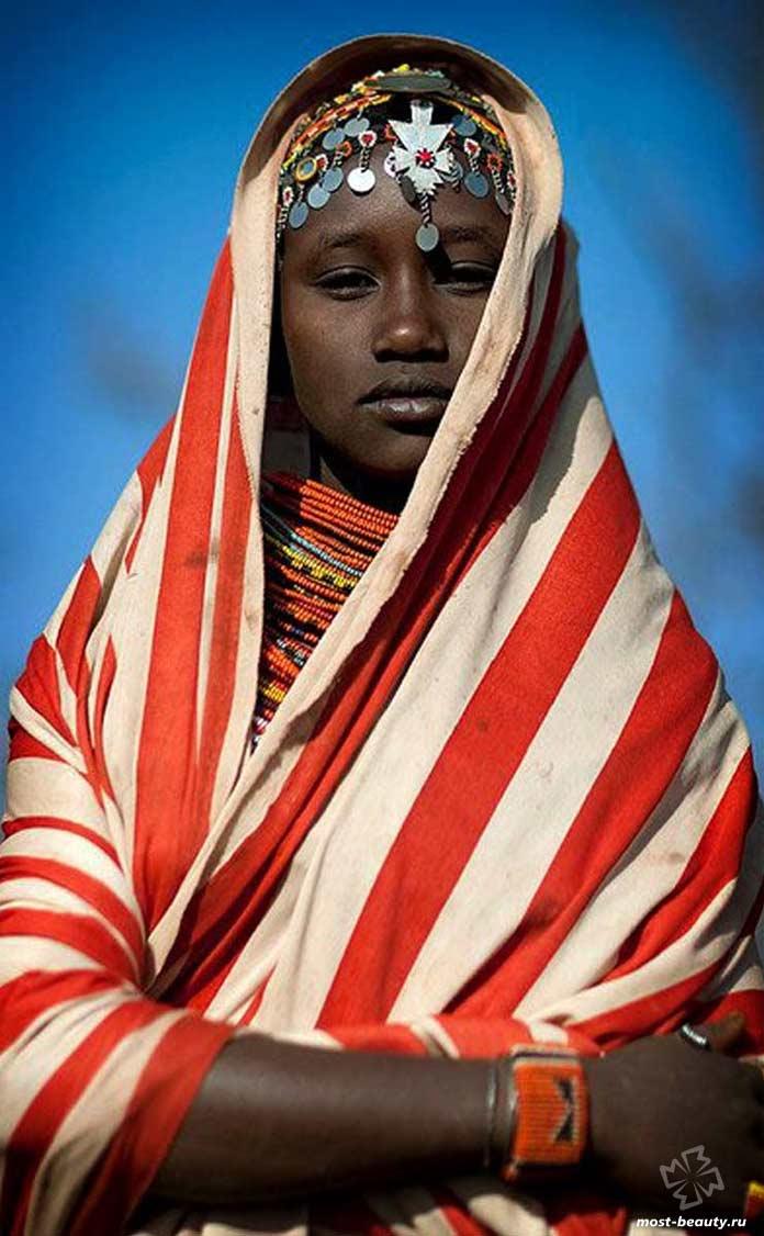 Африканка