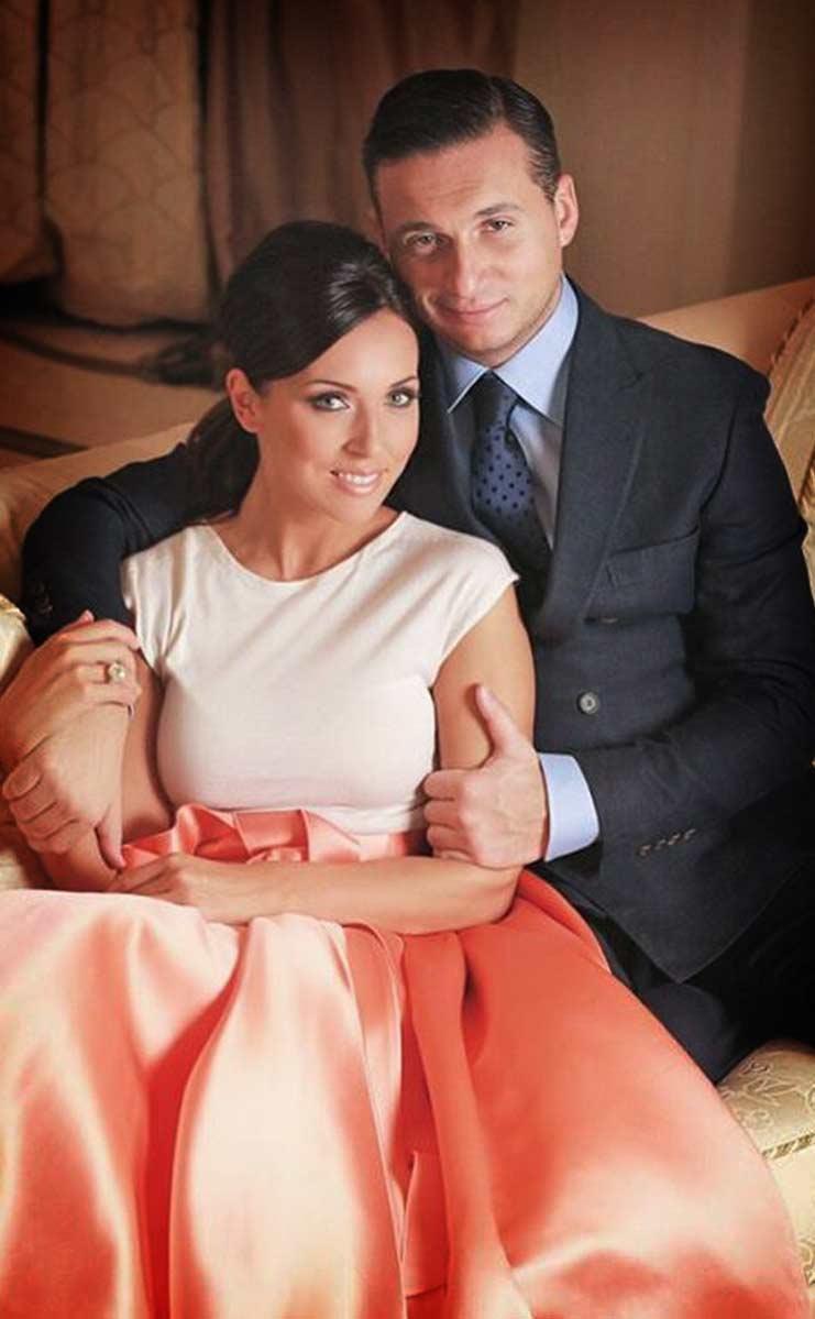 Красивые звездные пары России: Алсу и Ян Абрамов