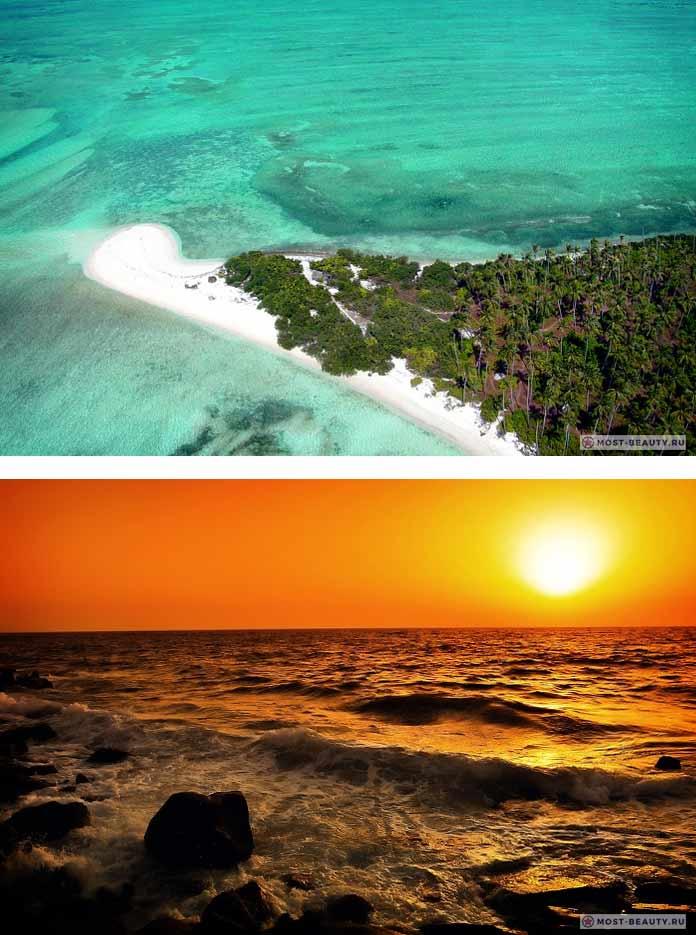 Удивительно красивые моря: Аравийское. CC0