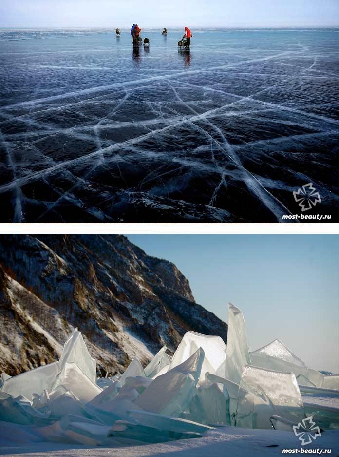 Самые красивые курорты России: Байкал. CC0