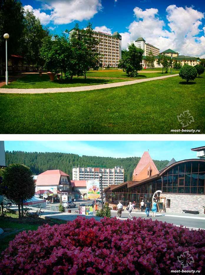 Самые красивые курорты России: Белокуриха