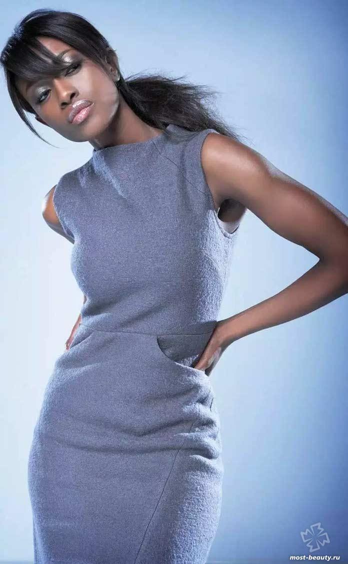 Красивые негритянки: Джоэль Кеймб