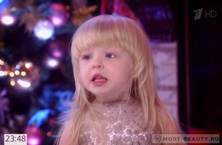 Самые красивые дети: Ева Смирнова