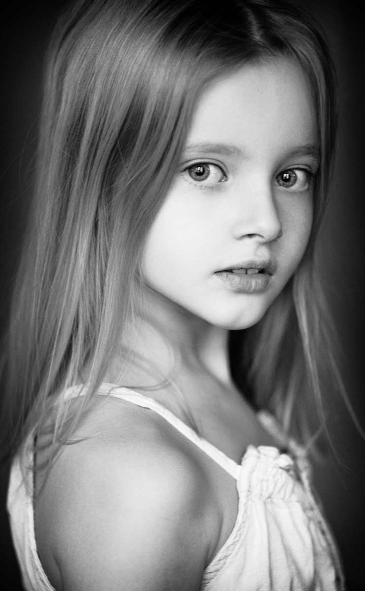 Самые красивые дети: Эвелина Вознесенская