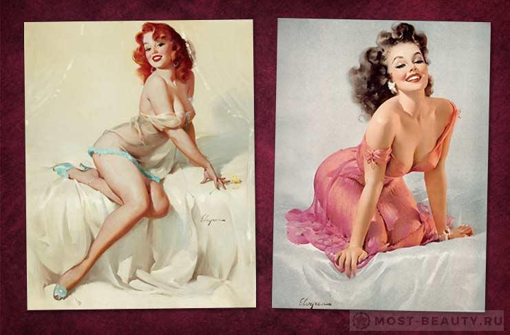 Картины Джила Элвгрена