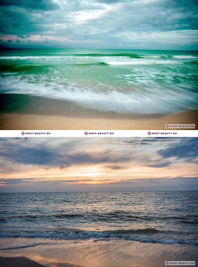 Самые красивые моря. CC0