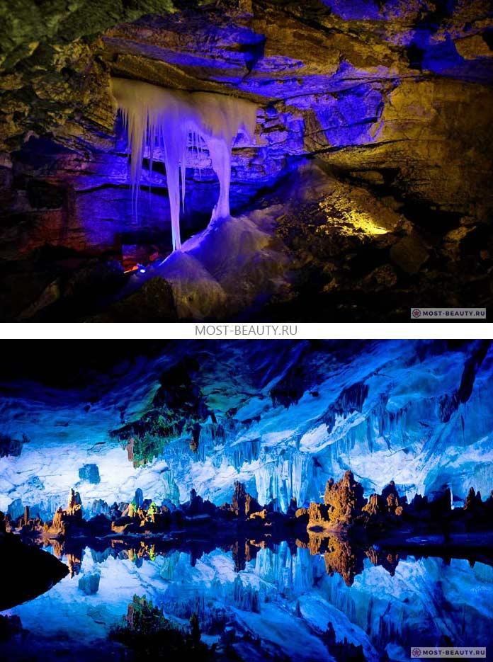 Кунгурская пещера. Россия