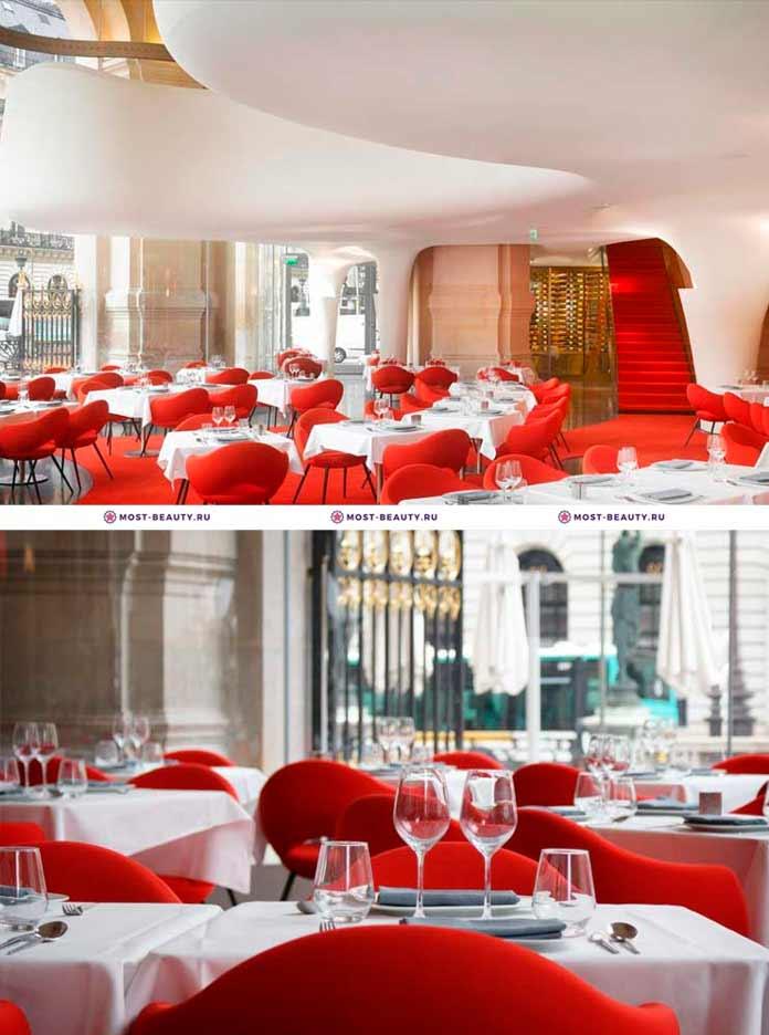 Известные и красивые рестораны: L Opera
