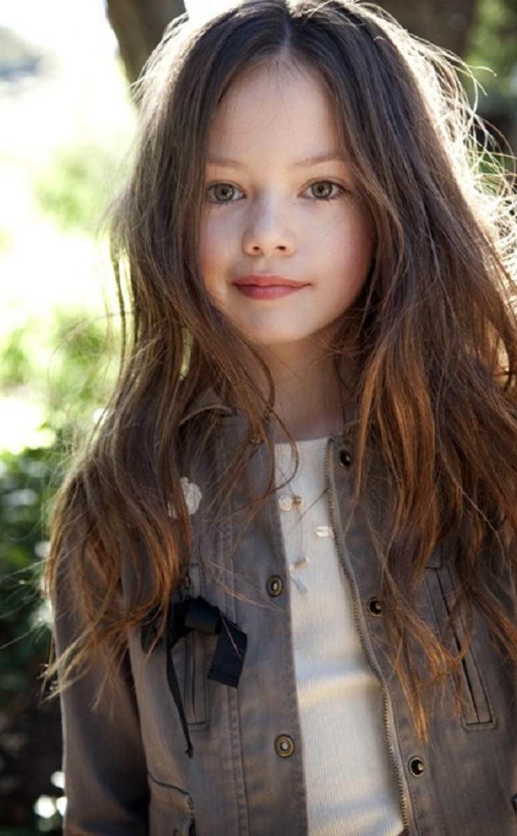 Симпатичные дети мира: Маккензи Фой