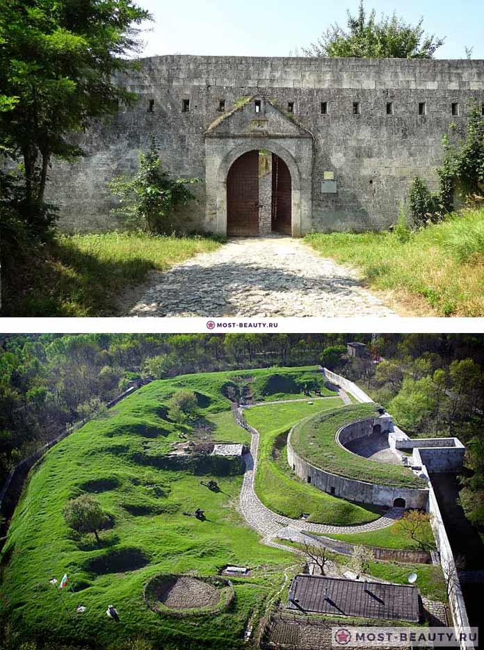 Достопримечательности Болгарии: Меджиди-Табия