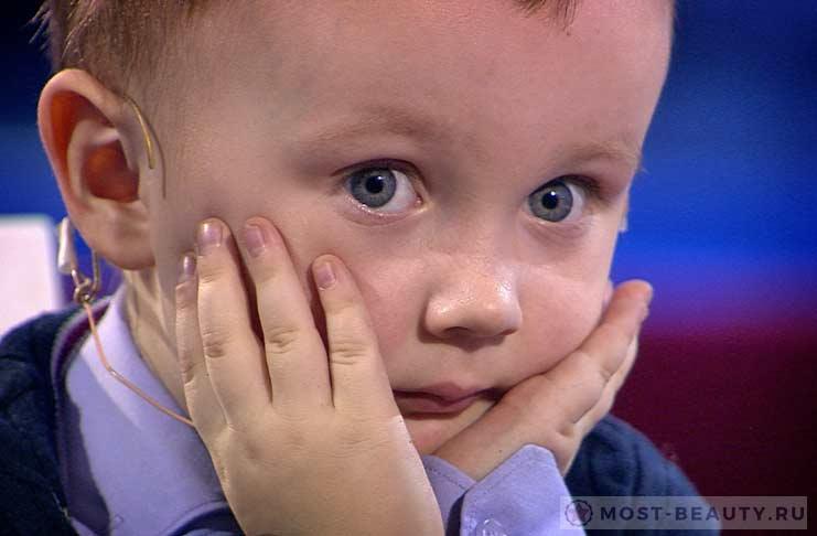 Самые прекрасные дети: Миша Осипов