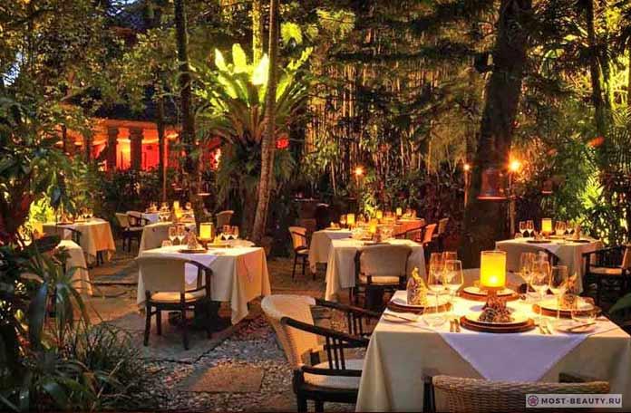 Самые красивые рестораны: Mozaic