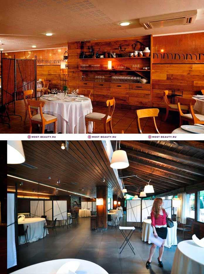Самые красивые рестораны: Mugaritz Rentería