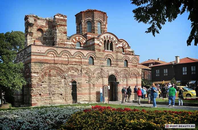 Церковь Святого Стефана в Несебре. CC0