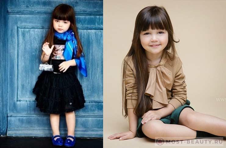миленькие дети: Николь Плиева