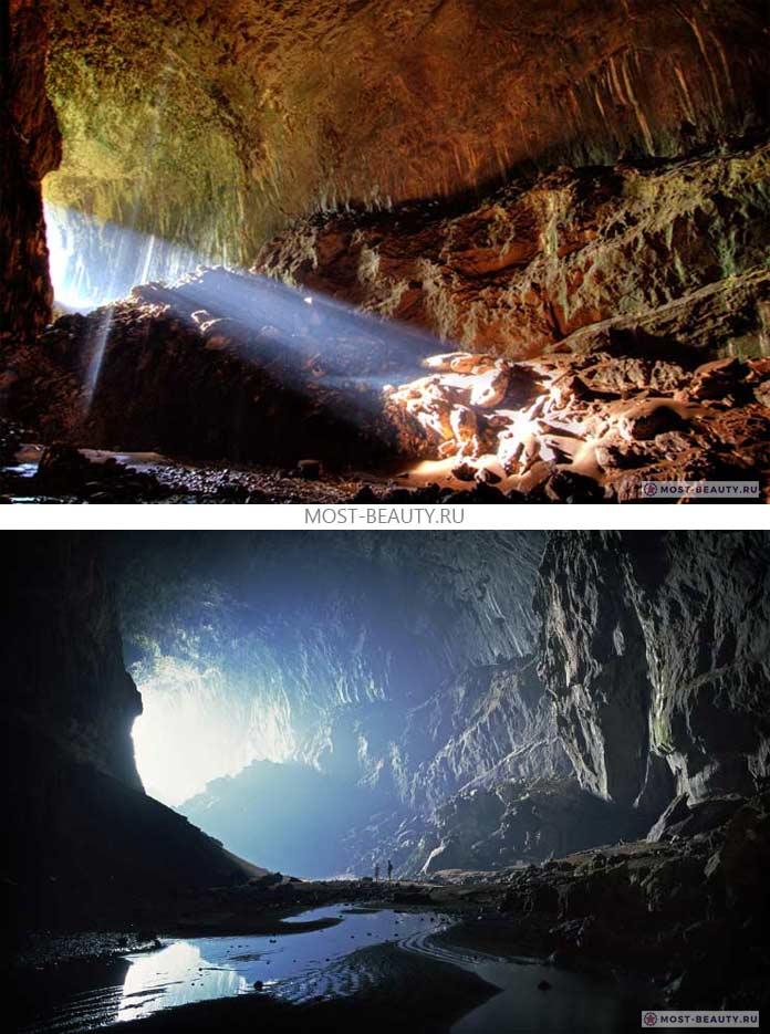 Самые красивые пещеры: Оленья пещера (Deer cave). Малайзия