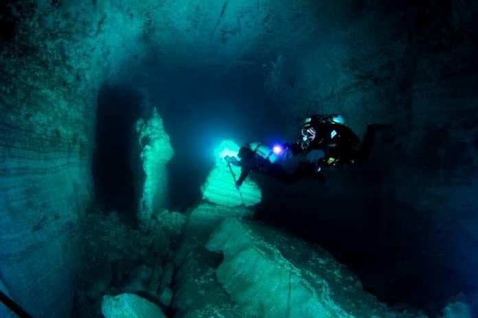 Самые красивые пещеры: Ординская пещера