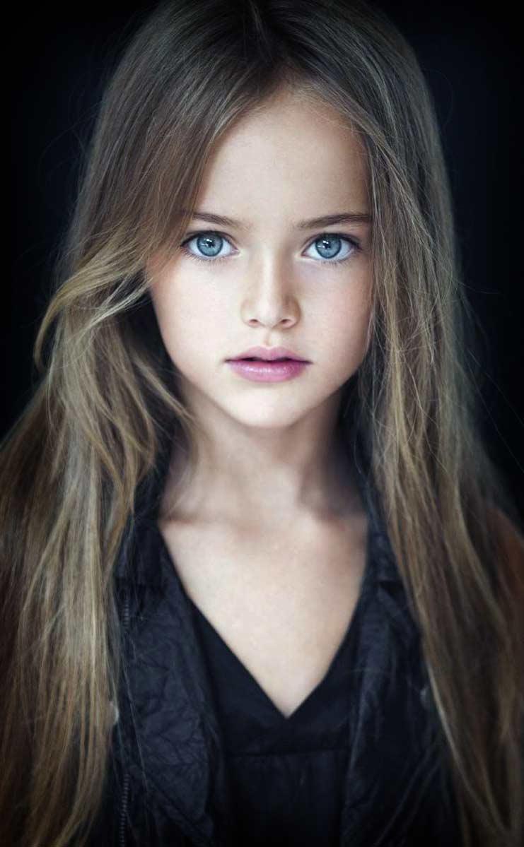 Самые красивые дети: Кристина Пименова
