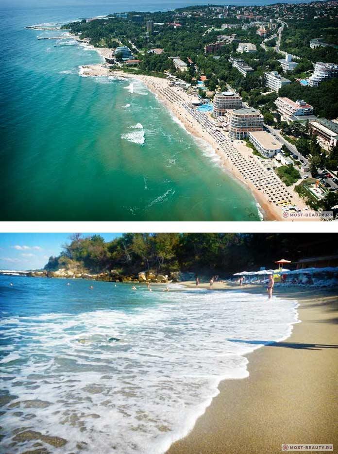 Лучшие пляжи Болгарии: Пляж Святого Константина и Елены