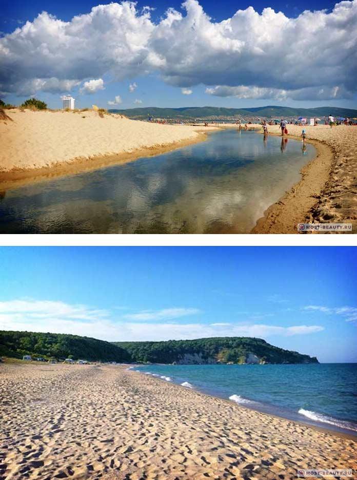 Пляж «Устието»