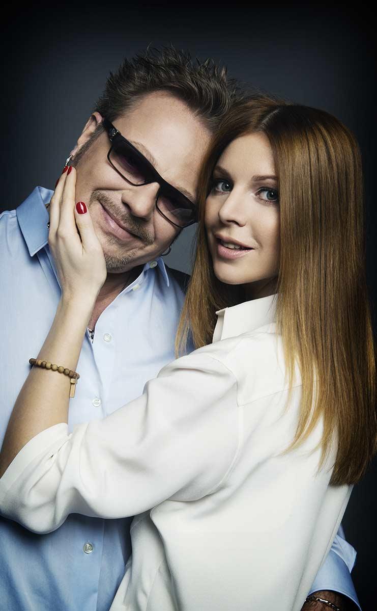 Красивые звездные пары России: Пресняков и Подольская