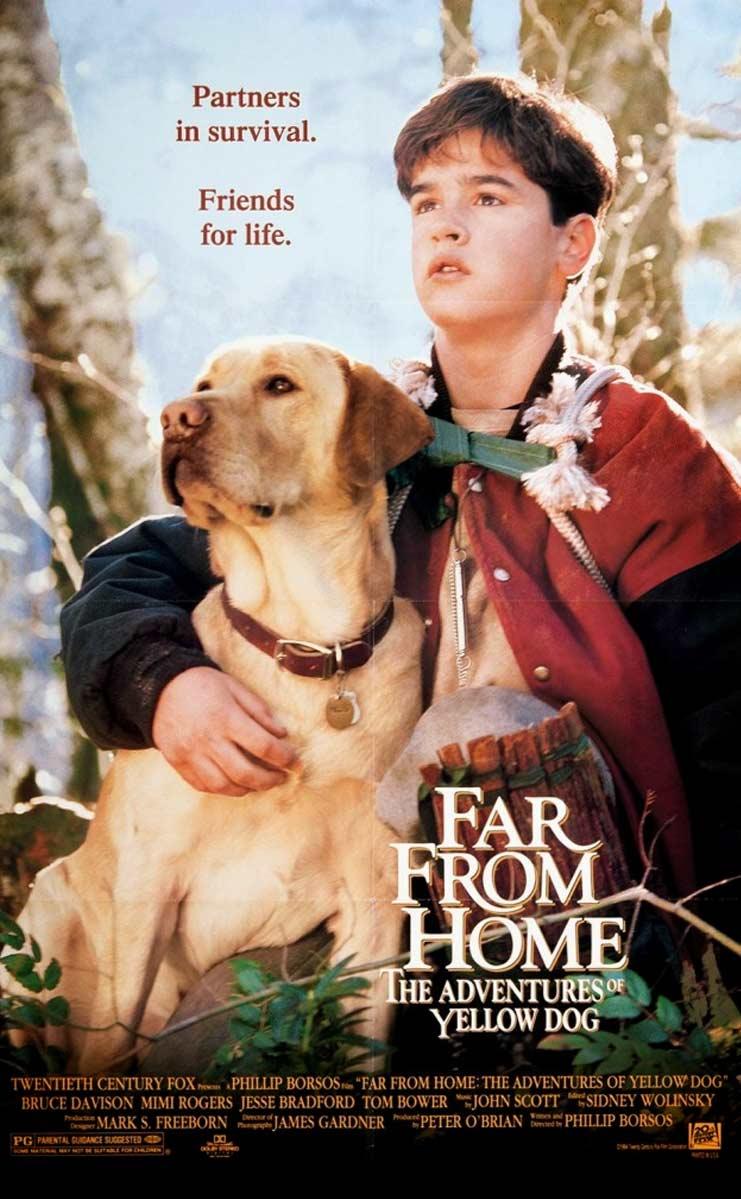 Приключения желтого пса. 1994