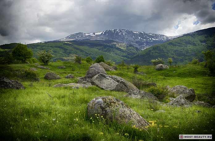 горы Витоша. CC0