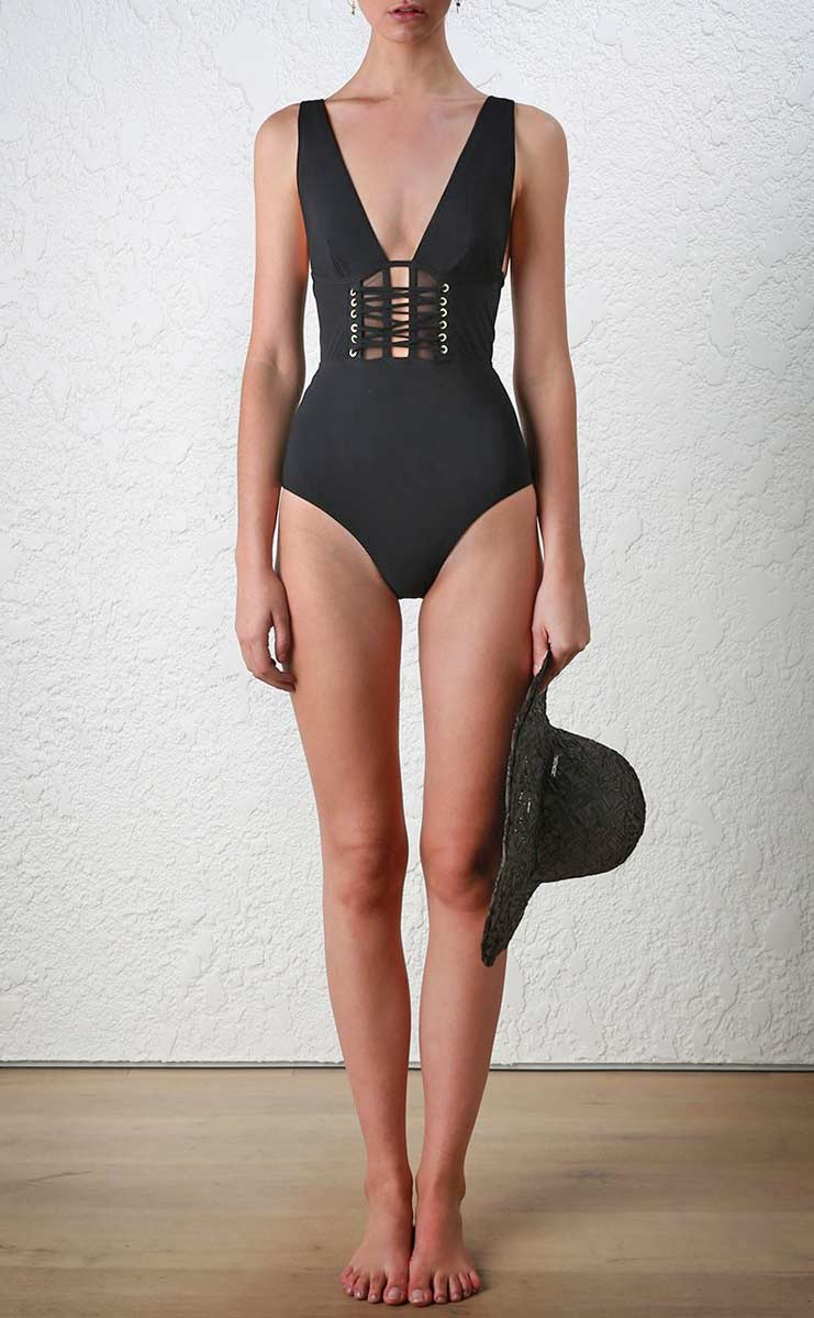 Zimmermann swimsuit