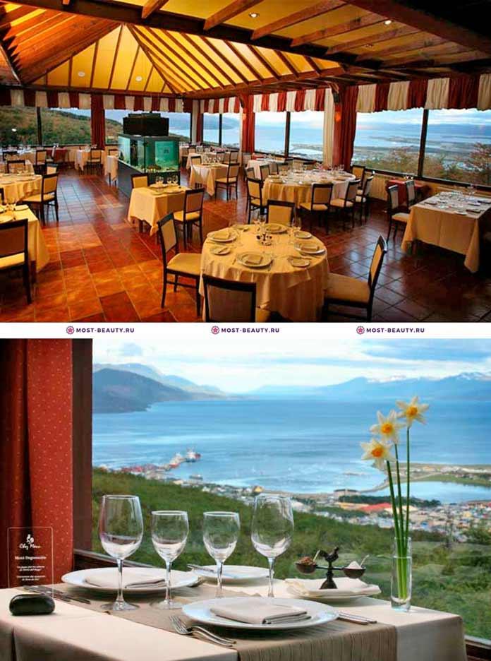 Самые красивые рестораны: Chez Manu, Аргентина