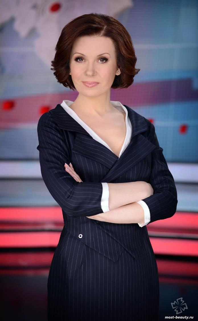 Красивые телеведущие: Алла Мазур